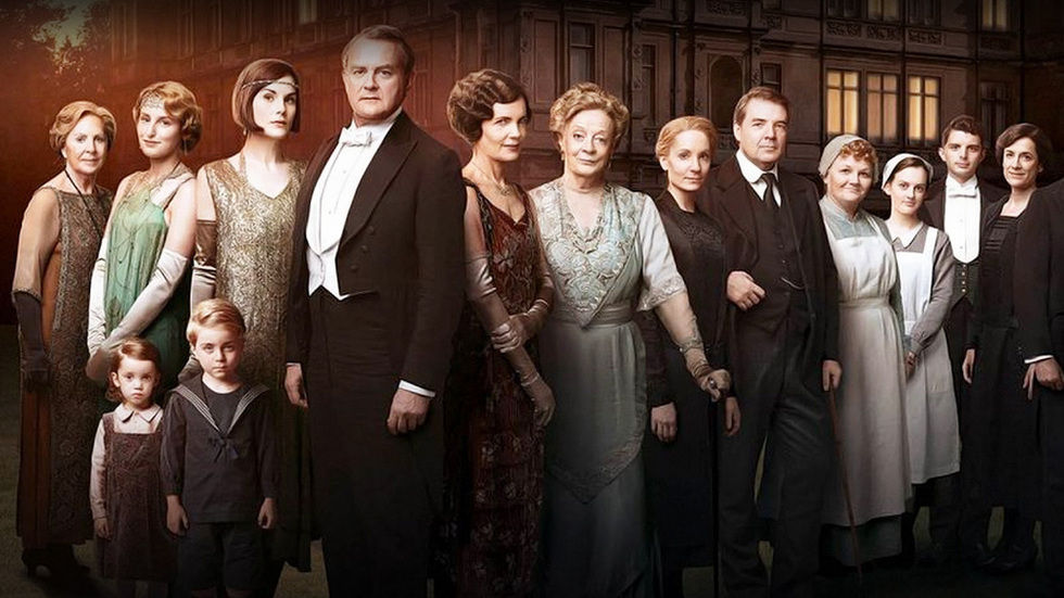 Downton Abbey, Season 6, new, series, British