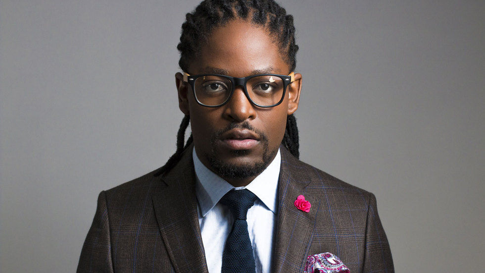 Newcomer house DJ Prince Kaybee.