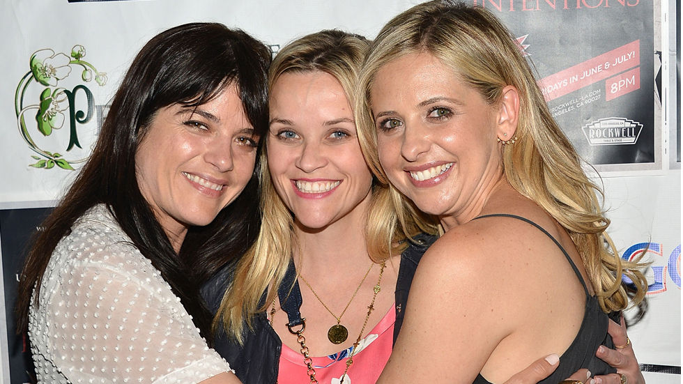 An image with Sara Michelle Gellar, Selma Blair and Reese Witherspoon