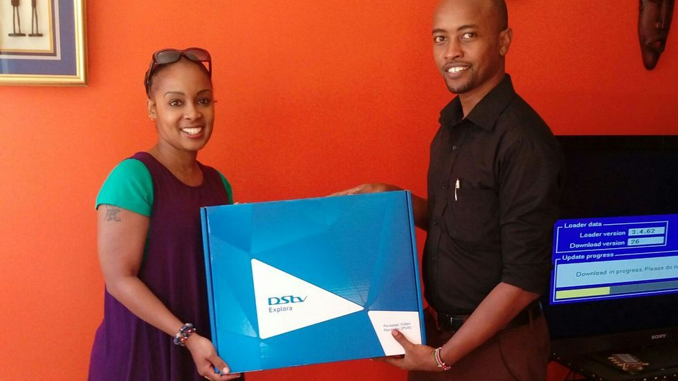 DStv explora winner Kenya