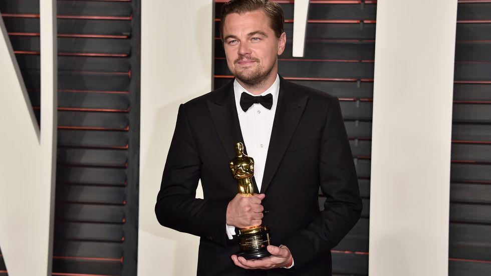 Leonardo Dicaprio, oscar, winner