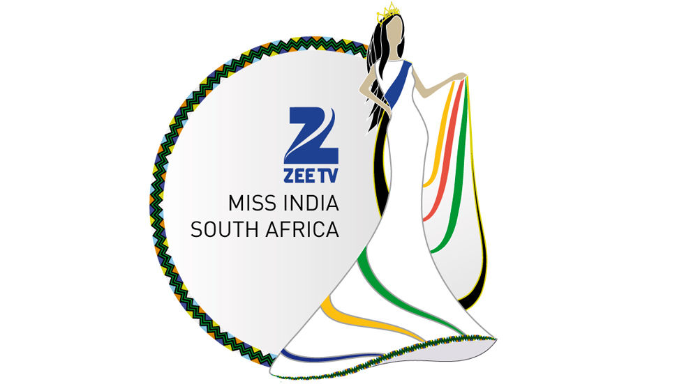 Zee TV pageant logo.