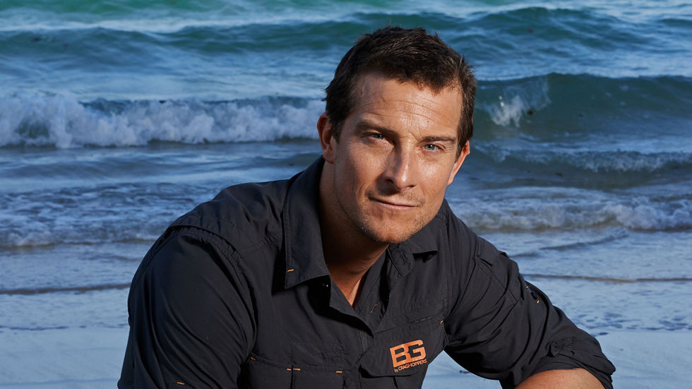 Bear Grylls of Discovery Channel