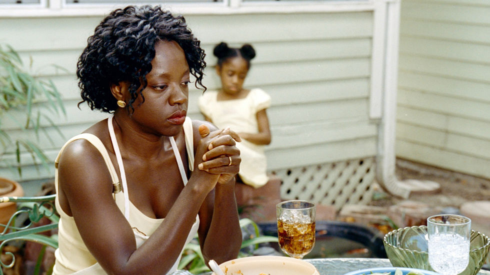 Viola Davis in a scene of the Fantasia movie Life is Not a Fairytale