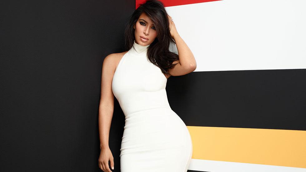 Kim Kardashian on Keeping Up with the Kardashians on E! Entertainment