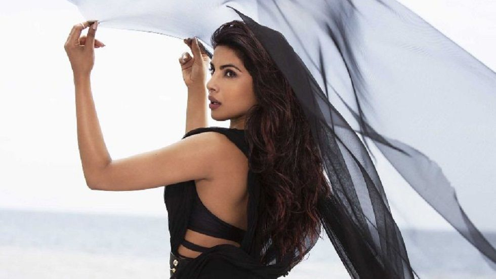 Hollywood Indian actress Priyanka Chopra