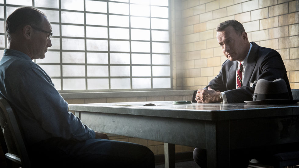 Still From Bridge of Spies on BoxOffice.