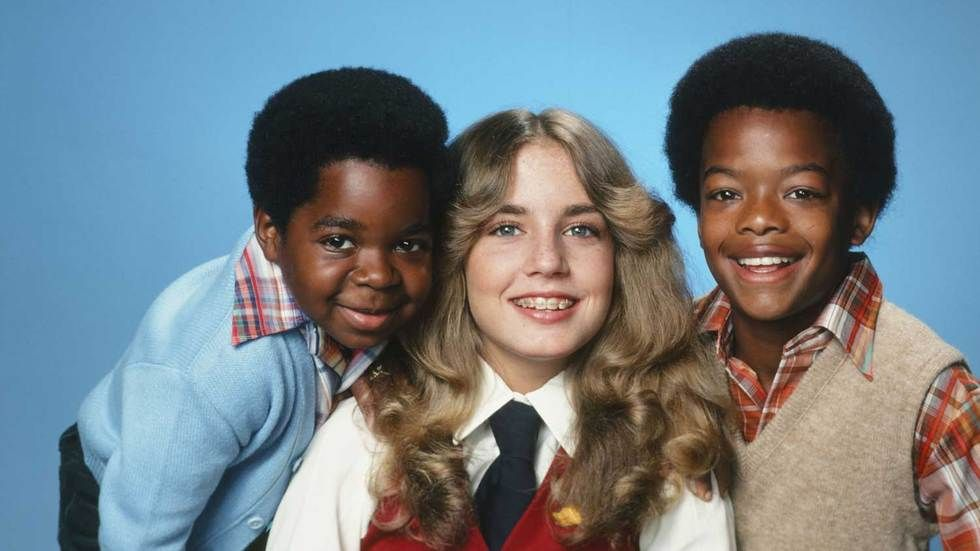 The cast of Diff'rent Strokes.