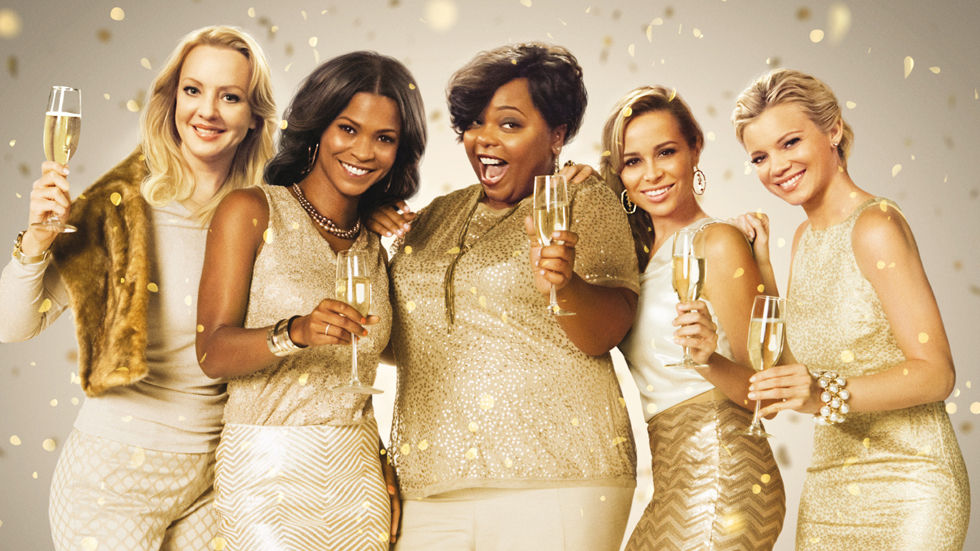 Artwork for the Tyler Perry movie, The Single Mom's Club