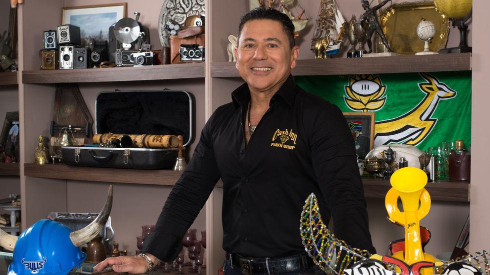 Pawn Stars SA, Roy, owner, HISTORY