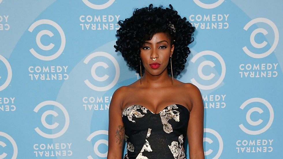 Jessica Williams for The Daily Show