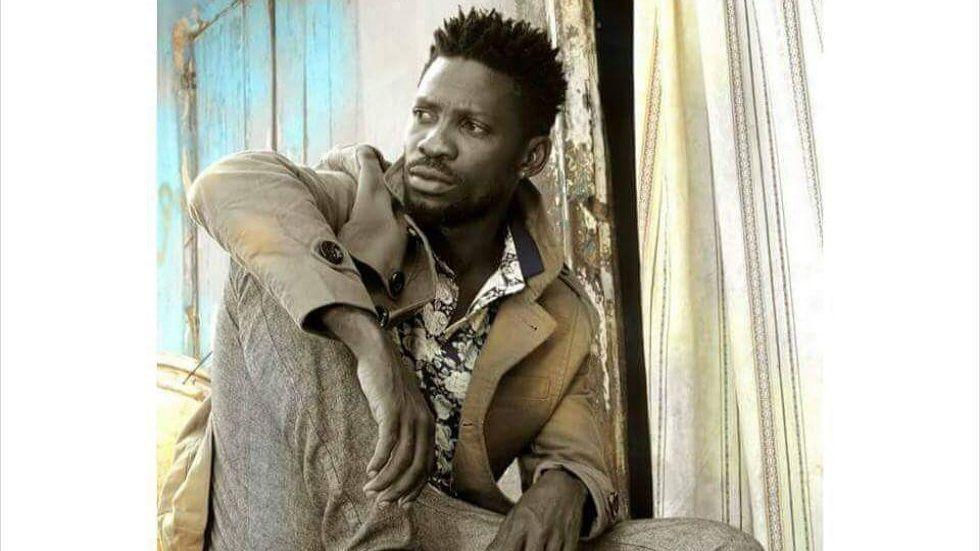 Ugandan artist Bobi Wine
