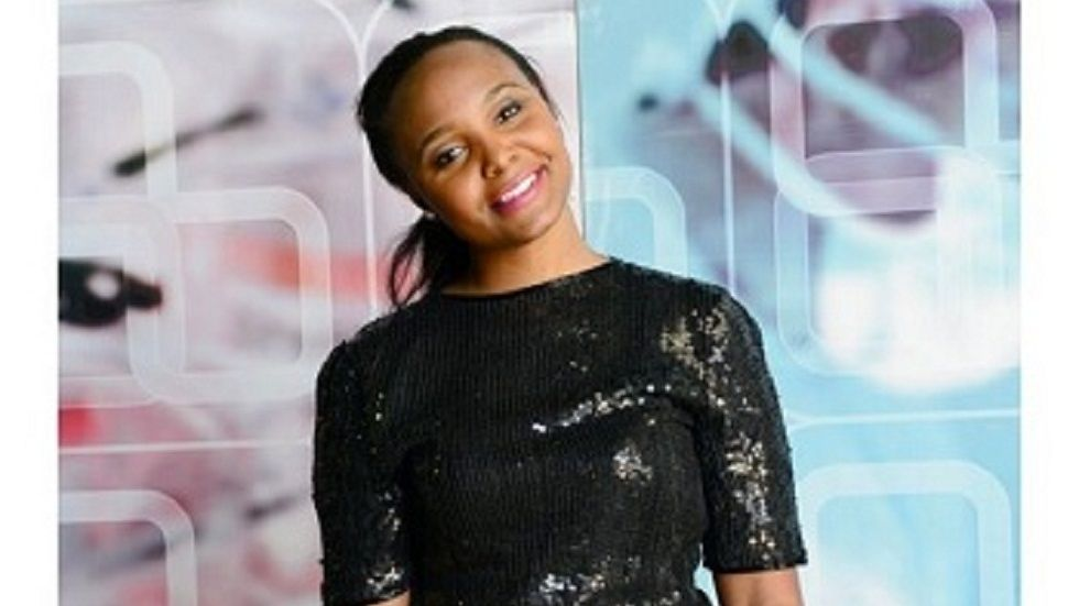 Kenyan Top Actor contestant Lorraine Wangui Gakuo