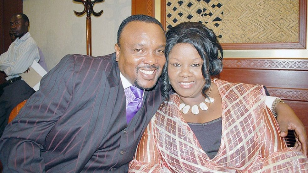 Bishop Allan Kiuna and Rev. Kathy Kiuna of JCC