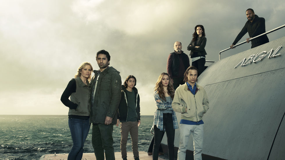 Fear the Walking Dead, Season 2, cast, AMC