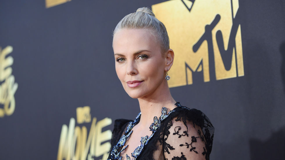 An image of Charlize Theron