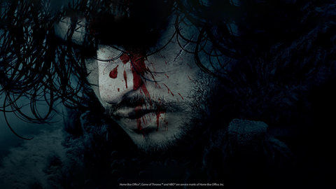 Game Of Thrones John Snow with rights