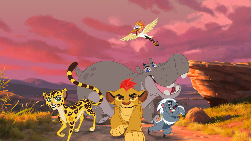 An image for The Lion Guard