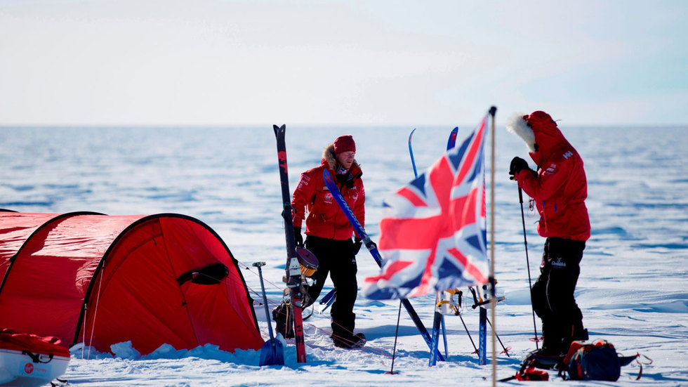 Harry's South Pole Heroes.