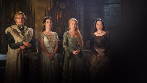 Reign S3 Ep1