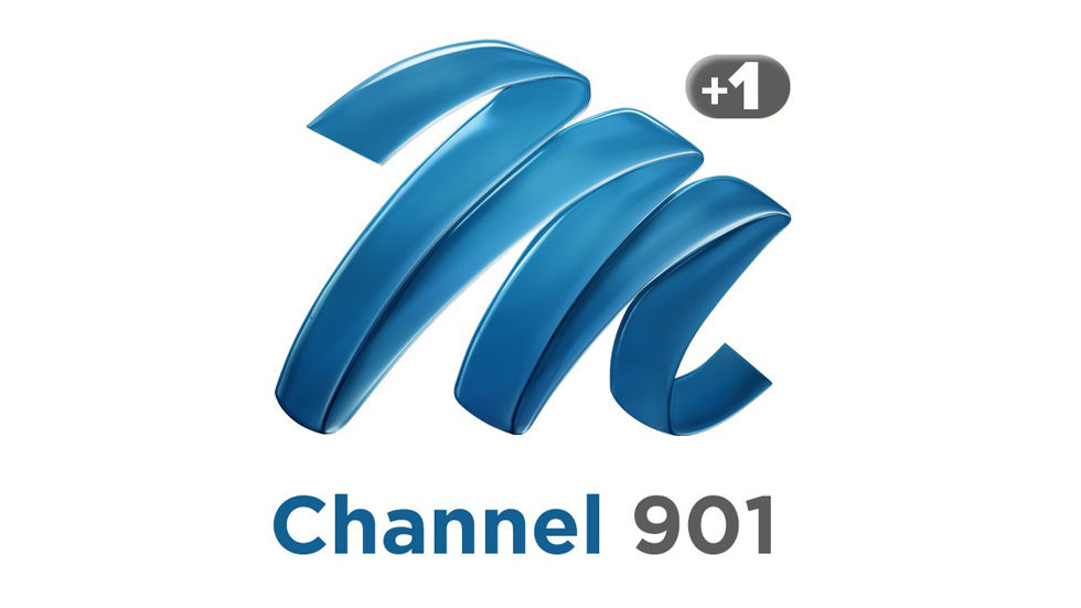 Logo for the DStv channel M-Net Plus One