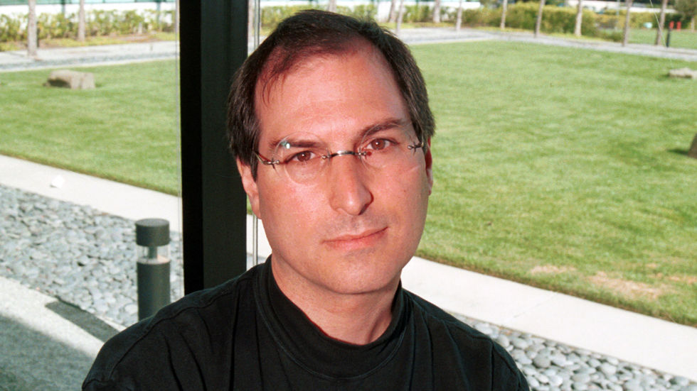 An image of Steve jobs