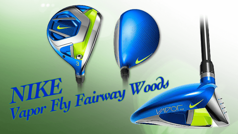 Brands on Demand - Pro Shop Campaign featuring Nike Vapor Fly Fairway Woods