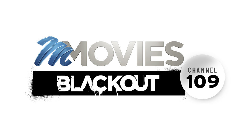 Channel logo for M-Net Movies Blackout
