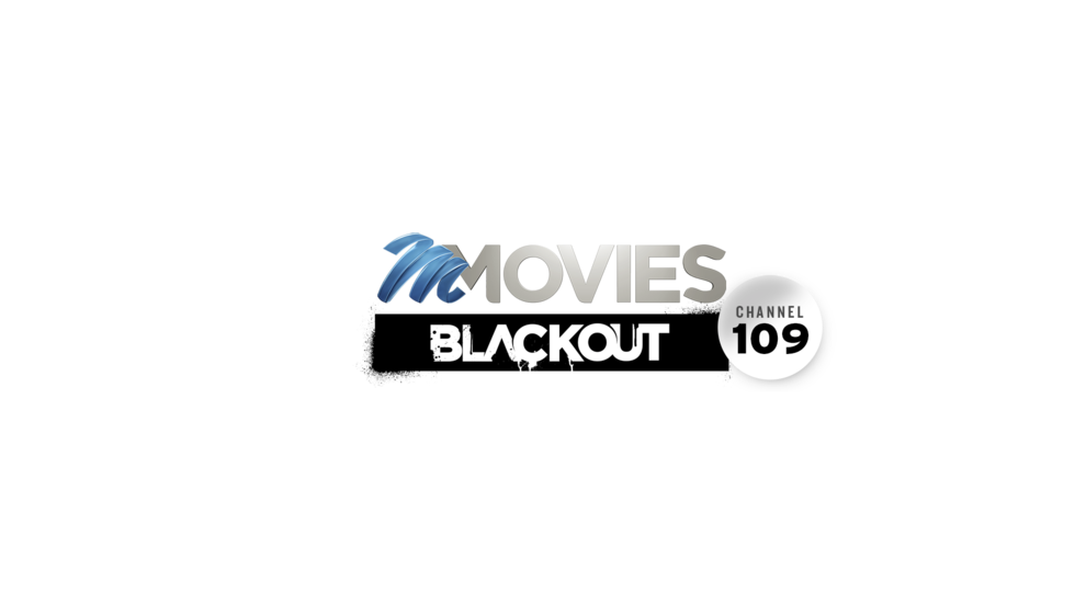 Logo for the DStv pop-up channel M-Net Movies Blackout