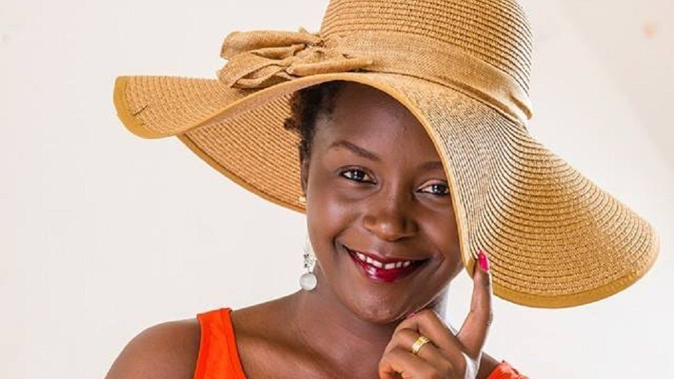 Comedian Anne Kansiime