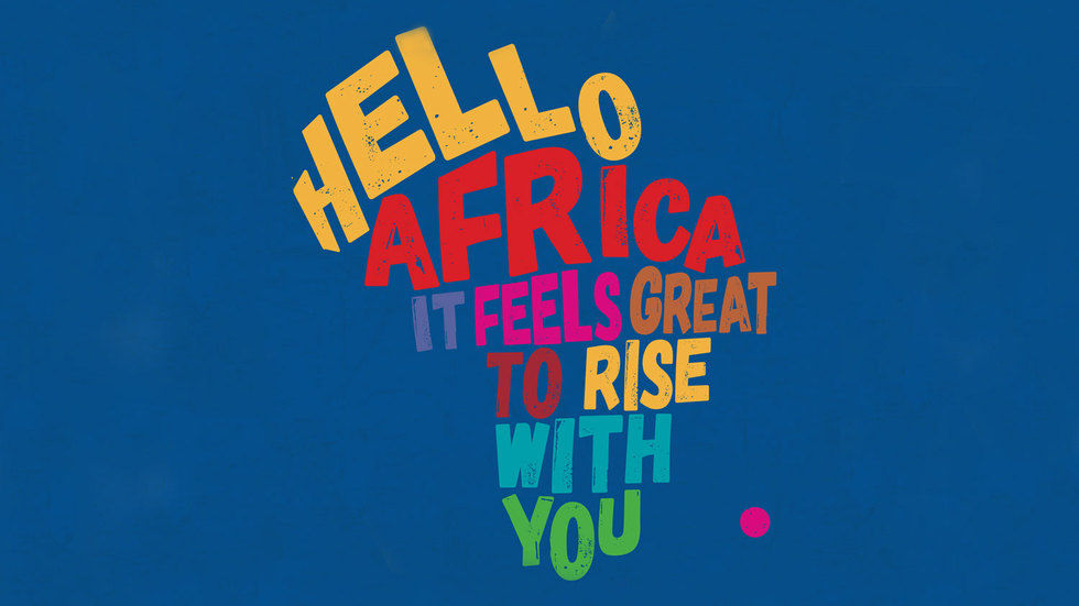 Africa Day artwork.