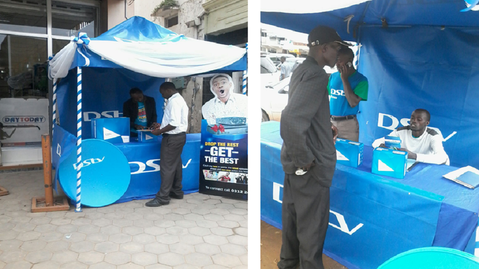 MultiChoice Uganda sales activations