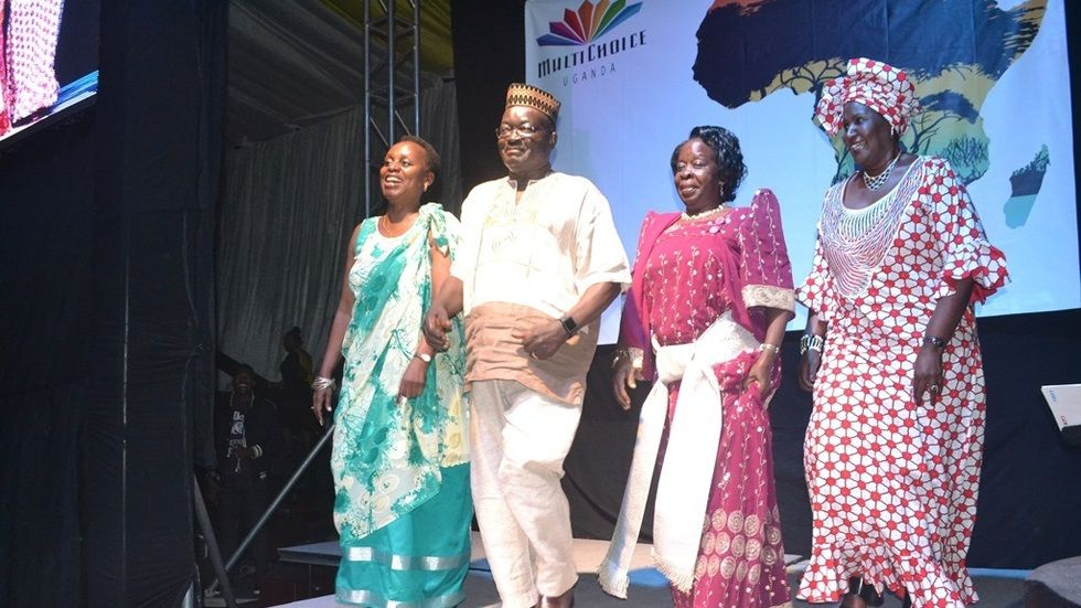 MultiChoice Uganda celebrates Africa Day