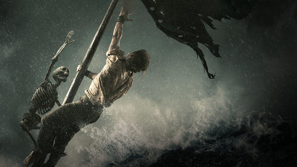 Black Sails S2 Ep1