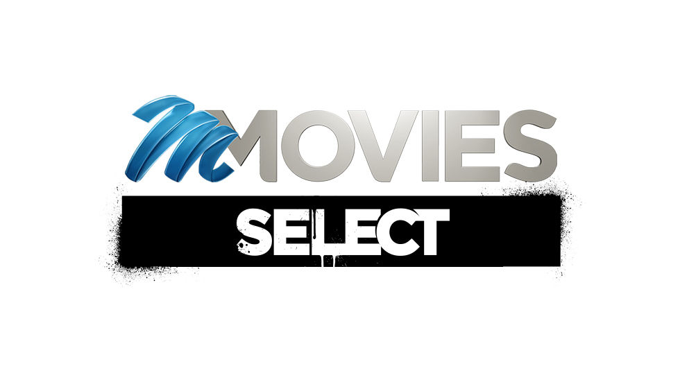 Logo for the pop-up movies channel M-Net Movies Select
