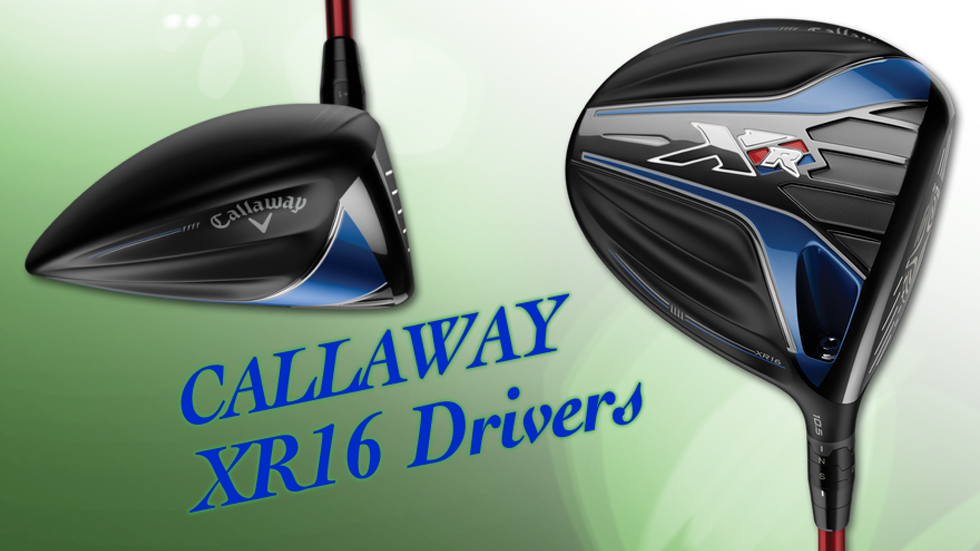 Graphic image of Callaway Drivers