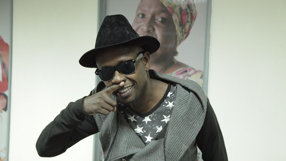 Rapper Frasha