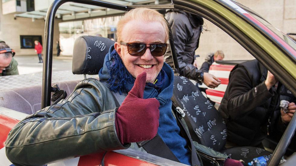 Top Gears Chris Evans