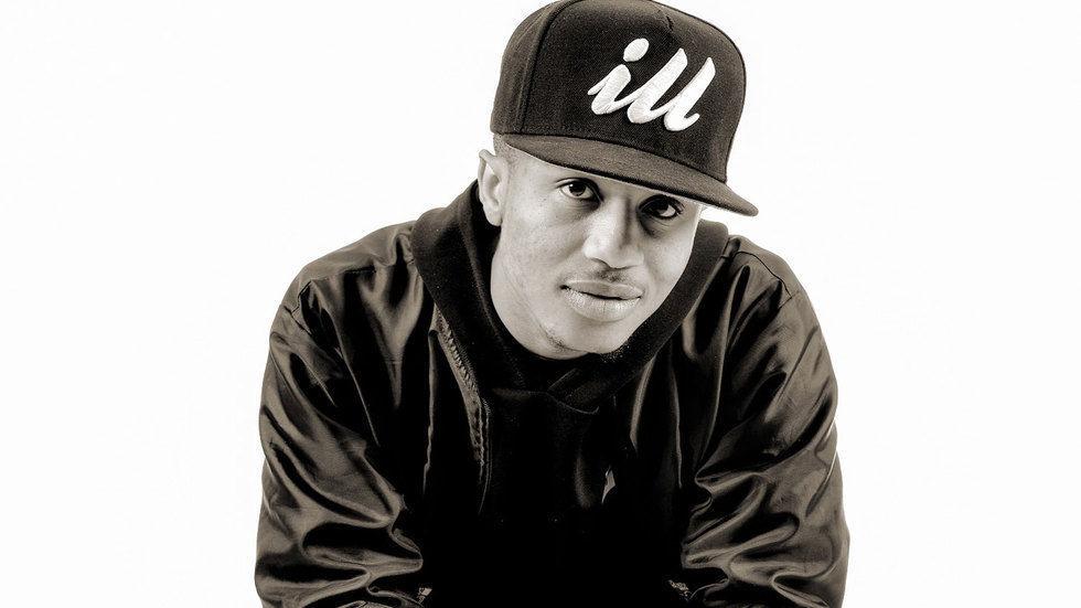 An image of rapper Emtee