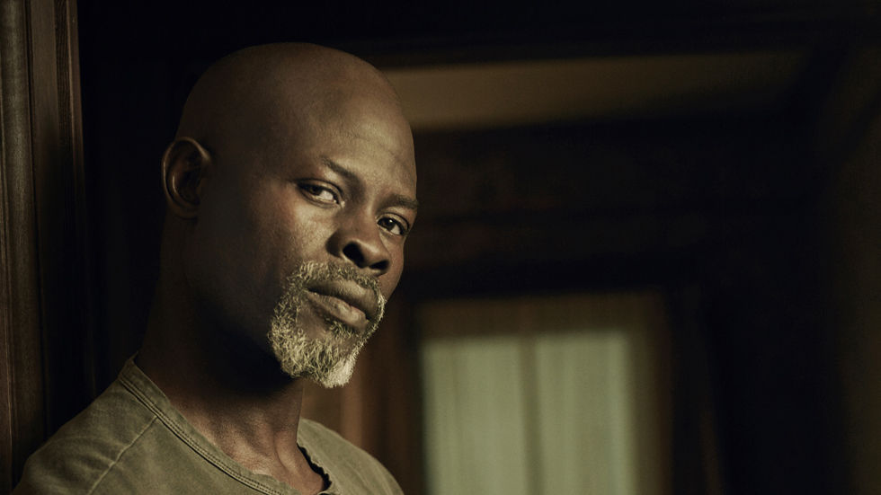Wayward Pines, Djimon Hounsou, FOX, new, series