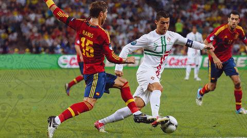 Euro 2016: Portugal v Austria