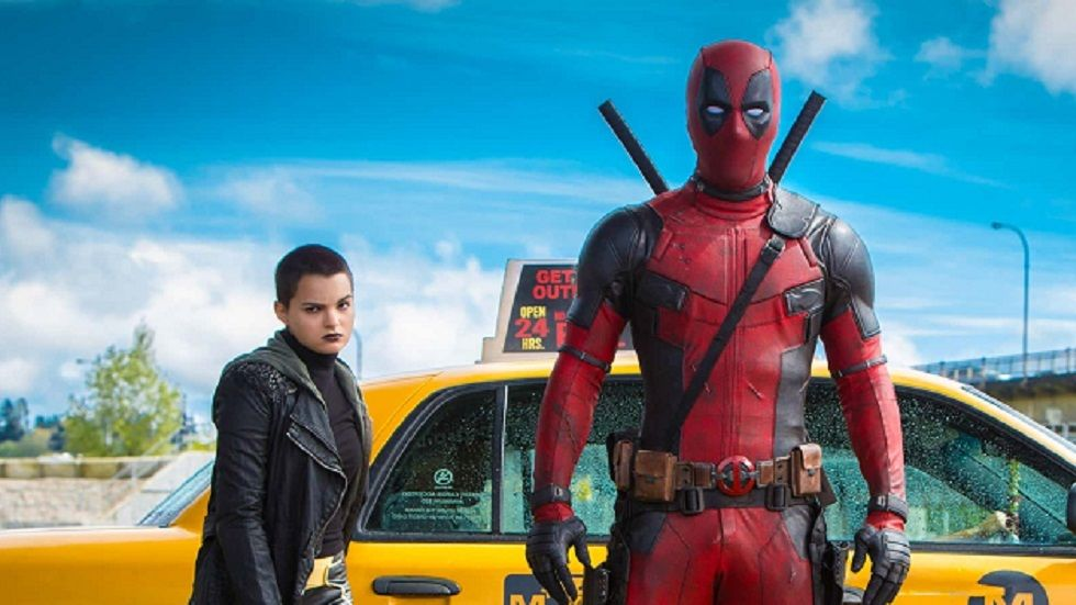 Deadpool on BoxOffice