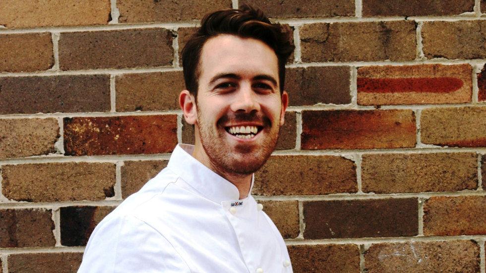 Winner of Masterchef Australia 2014, Brent Owens.