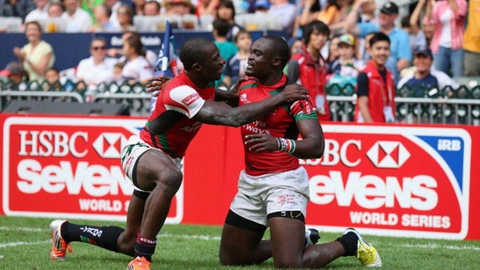 Hong Kong Sevens where Kenya emerged winner of Okombe!