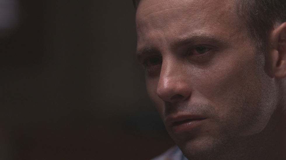 Oscar Pistorious exclusive interview on M-Net