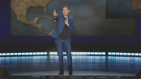 DSTv_TrevorNoah_WelcomeToAMerica_BOXOffice