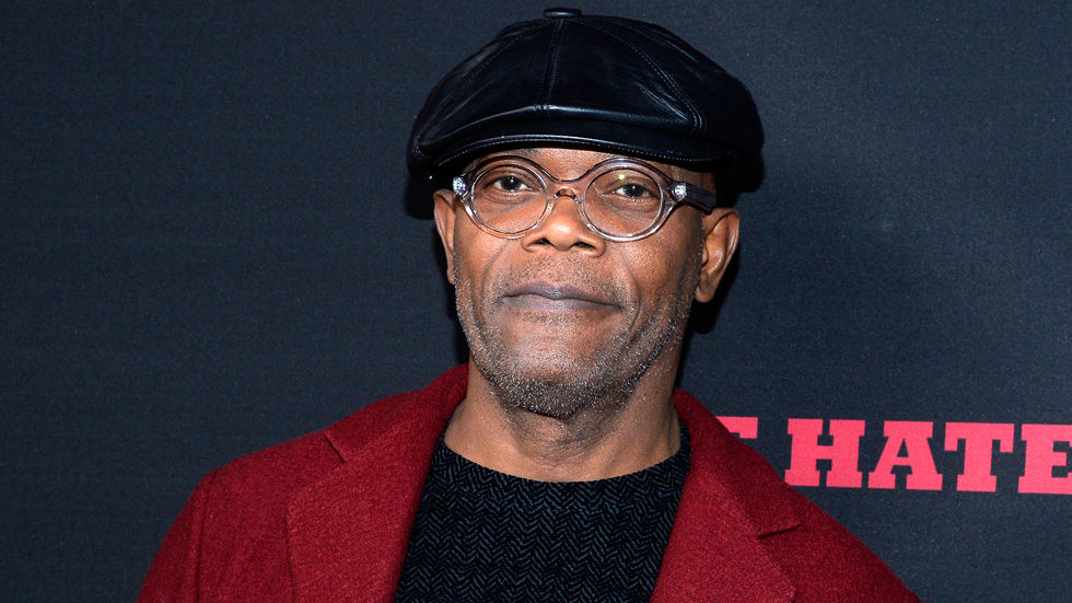 Hollywood actor Samuel L. Jackson