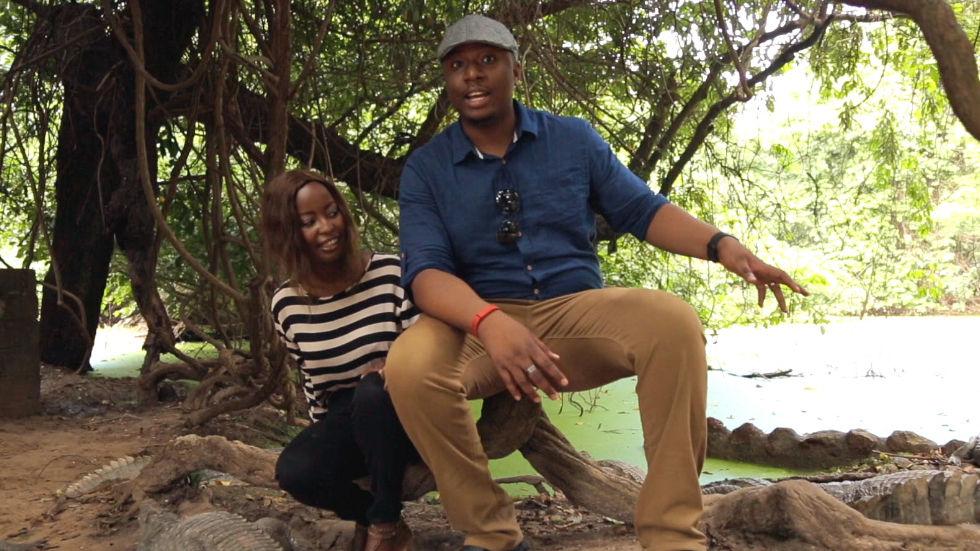 Presenters for Destinations Africa on EbonyLife TV