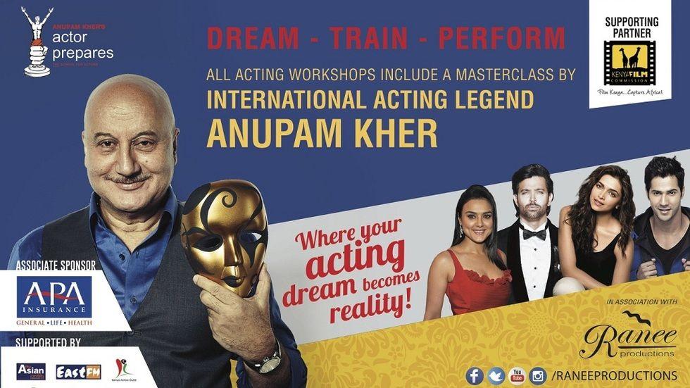 Bollywood Anupam Kher