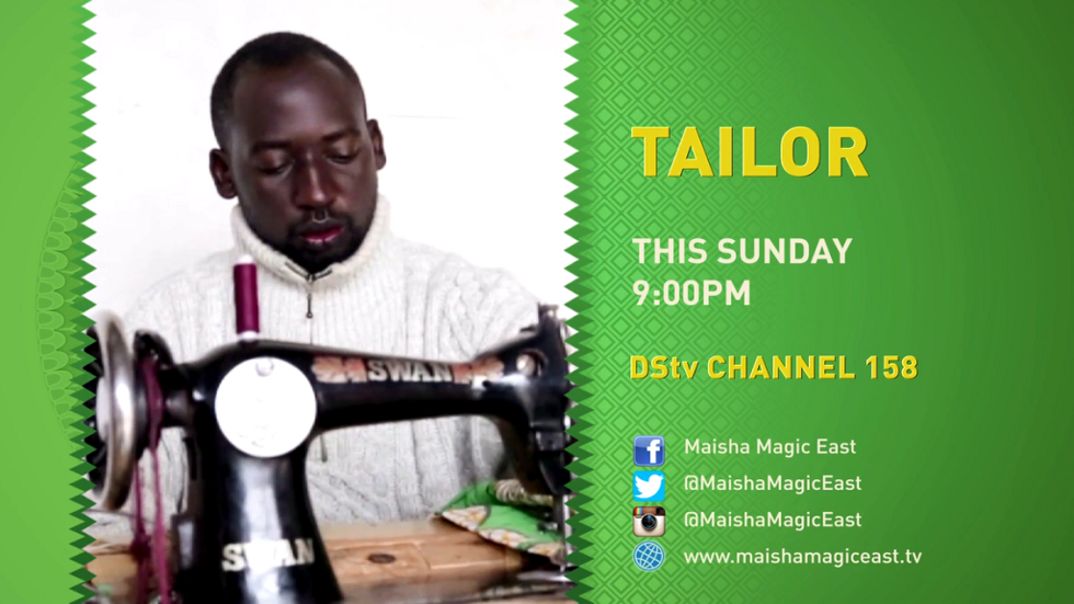 Tailor on Maisha Magic East